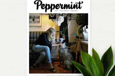 Issue 34 Peppermint