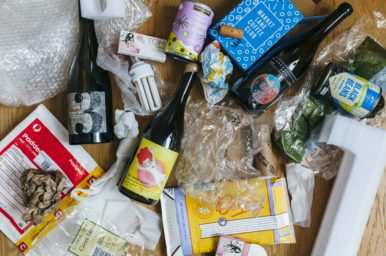 Peppermint Magazine Plastic Free July – the reality