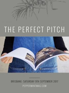 PERFECT PITCH 2017 Brisbane