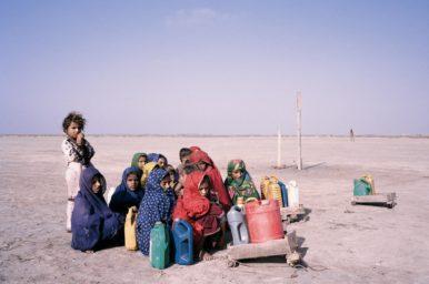 Mustafah Abdulaziz, artist behind Water Storie