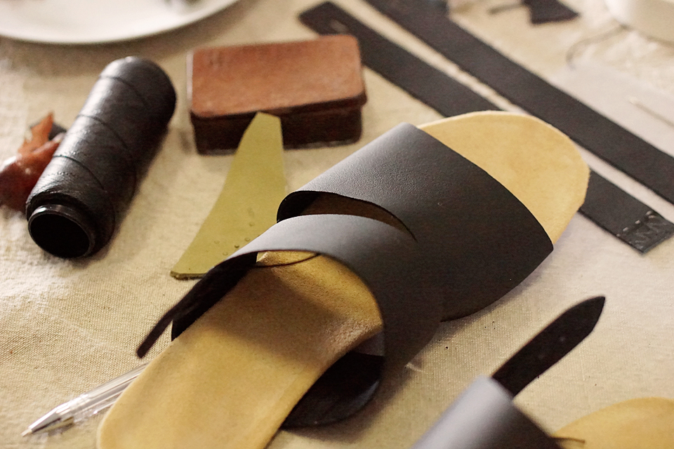 The Shoe Camaraderie – handmade leather shoe workshop