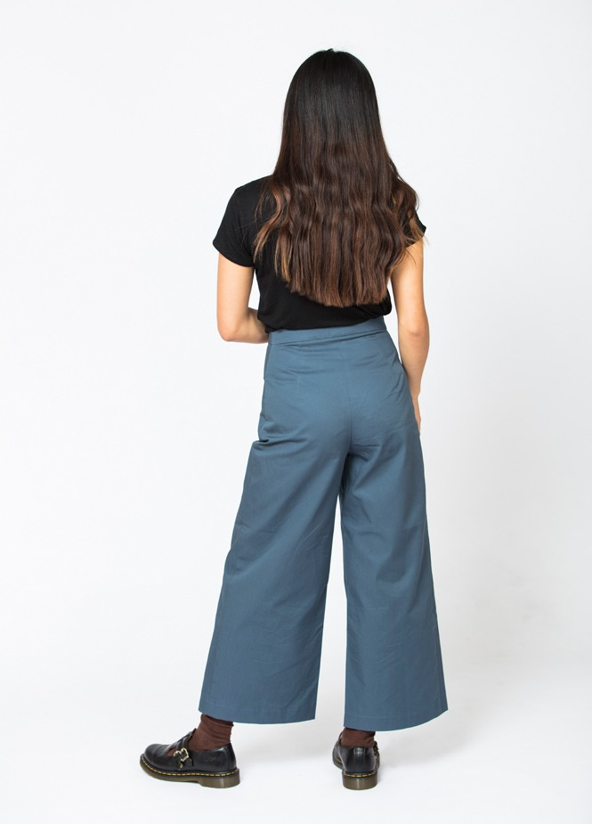 WIDE-LEG PANTS - peppermint magazine