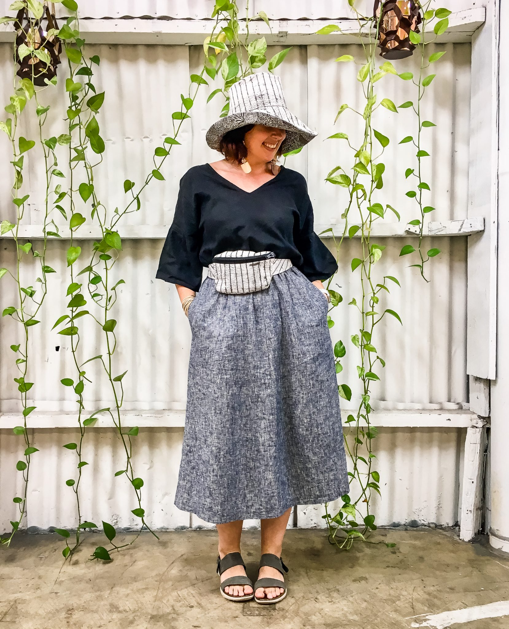 What The Fabric Store Wore - peppermint magazine bb64e248a