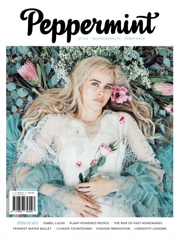 Peppermint Summer Issue 40