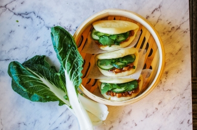 Lighthouse baking recipe: Bao Buns Peppermint magazine