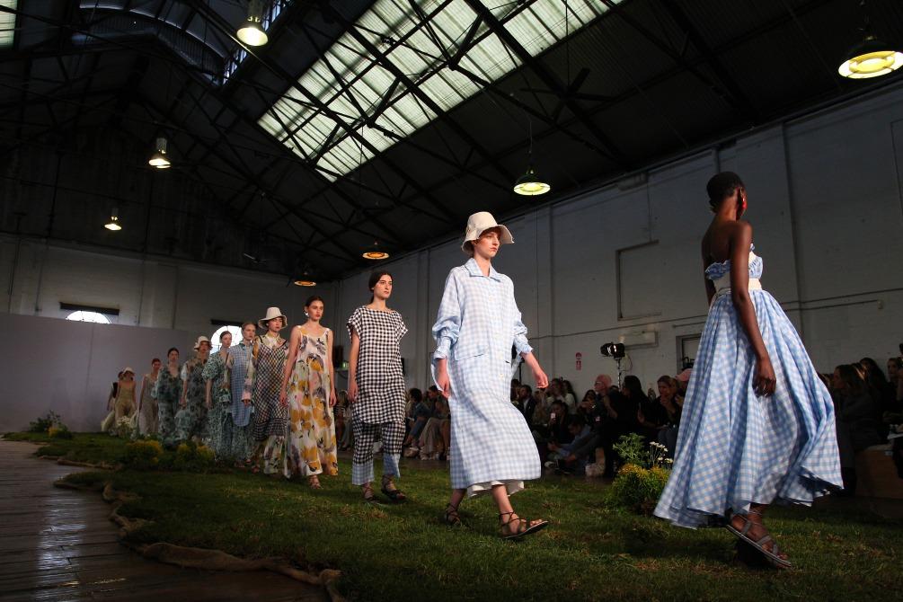 Mercedes Benz Fashion Week 2019