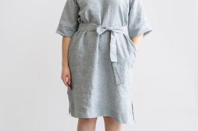 Free pattern - Peppermint everyday dress