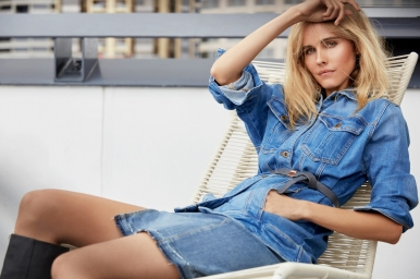 Isabel Lucas Outland Denim Alchemy
