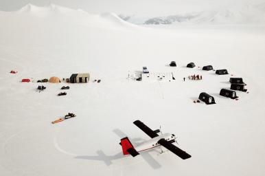 AirBnb Antarctica