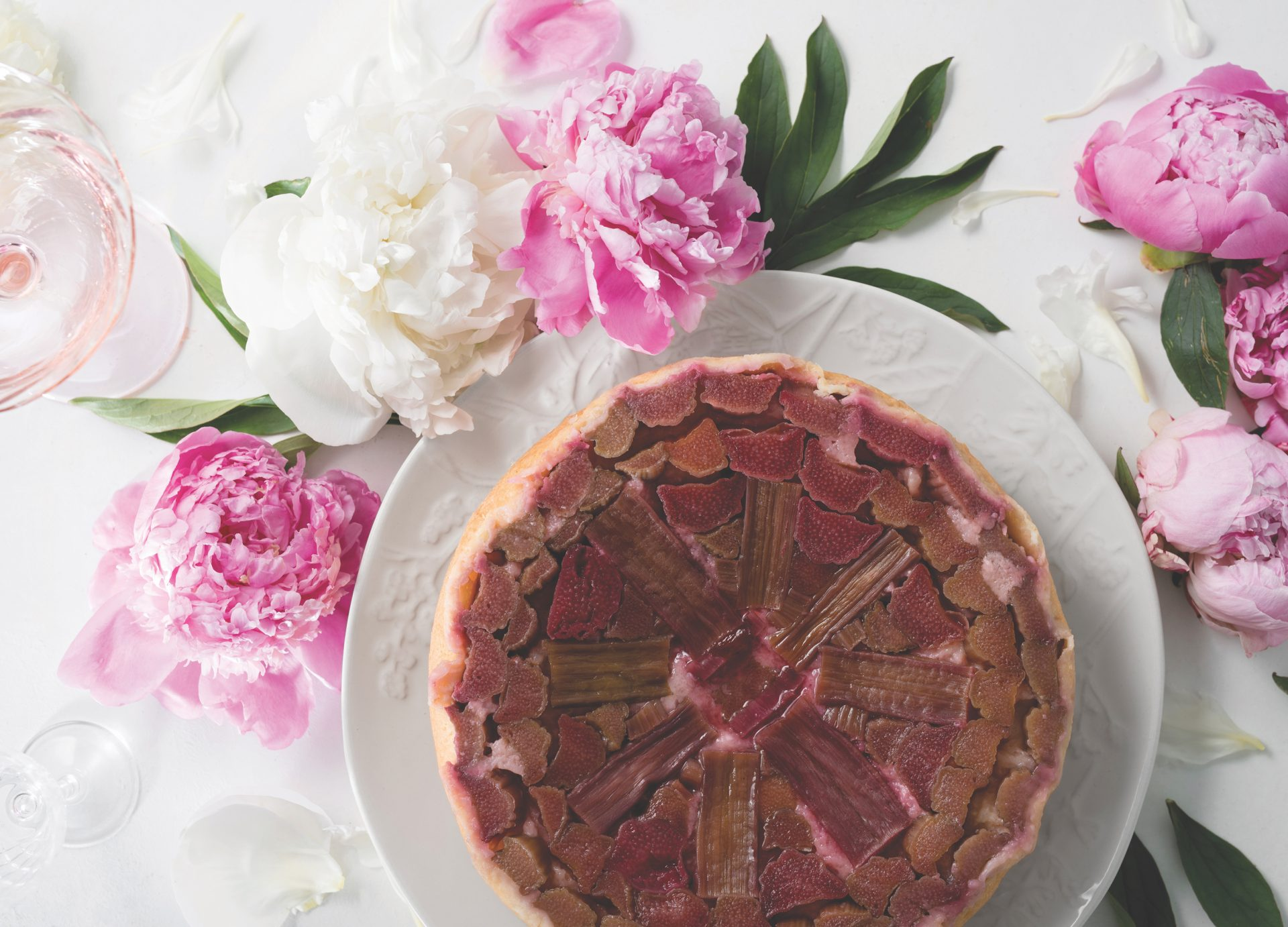 Peppermint magazine Lighthouse Baking celebration cakes