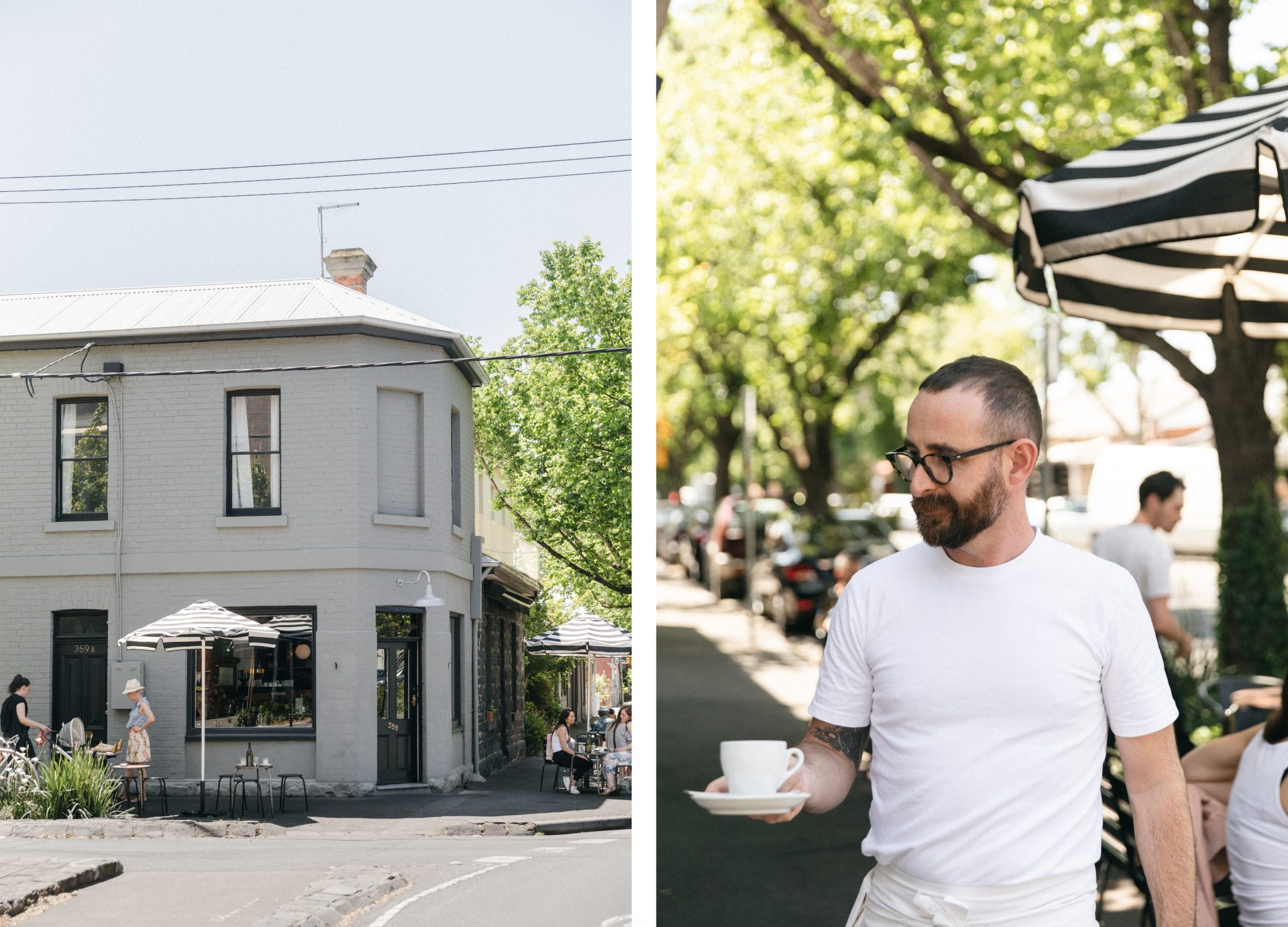Napier Quarter Melbourne – Allpress and Peppermint magazine