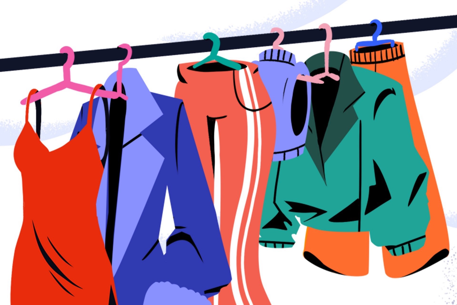How dirty is your closet?