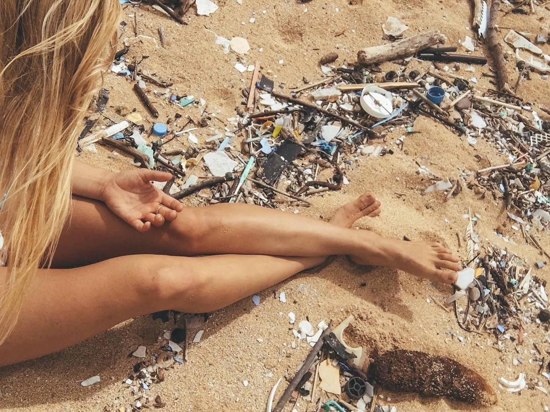 Ocean Plastic Kate Nelson
