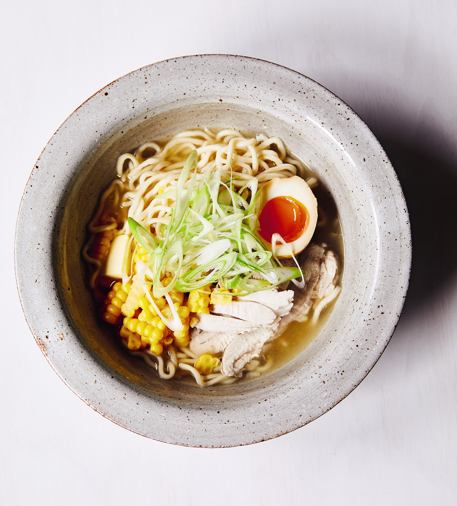 Chicken Miso Ramen from A Year of Simple Family Food