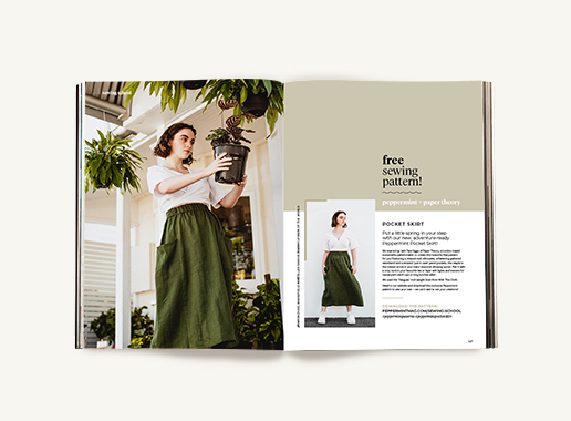 Peppermint Magazine - Spring Issue 47 – Out Now