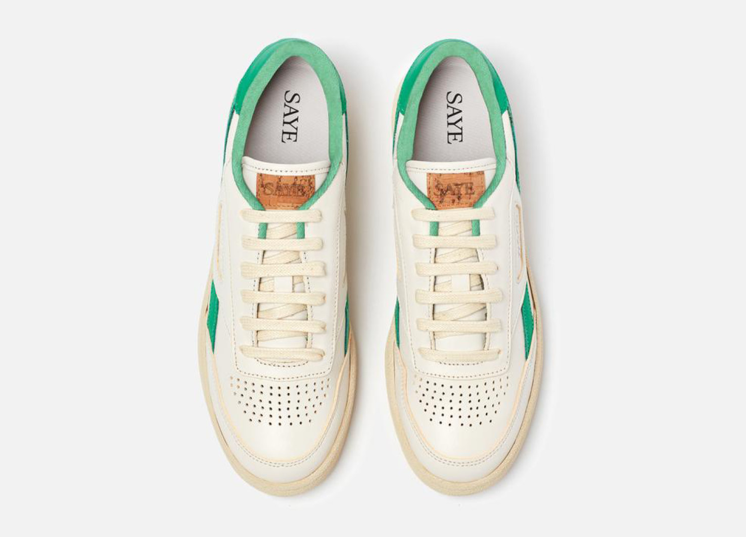 Ethical and sustainable sneakers – Saye