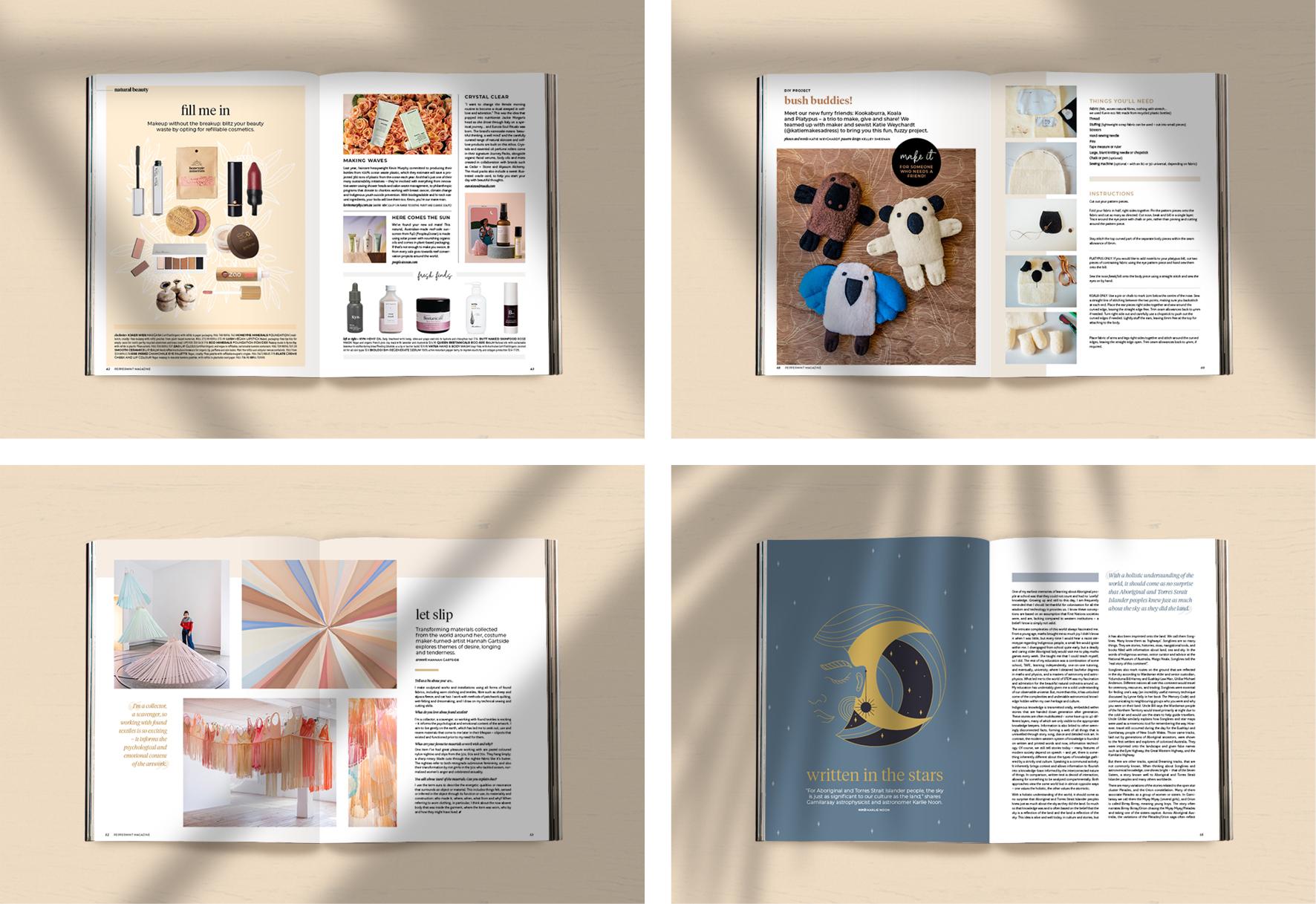 Peppermint magazine – Issue 48 Summer