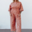 Peppermint Sewing School –Valley Jumpsuit – Free Sewing pattern worn by model