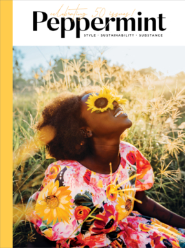 Peppermint magazine – Winter Issue 50