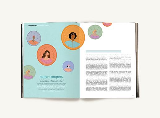 Peppermint magazine – Winter Issue 50 - Verve Super