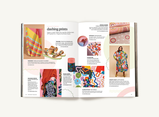 Peppermint Magazine – Spring Issue 51