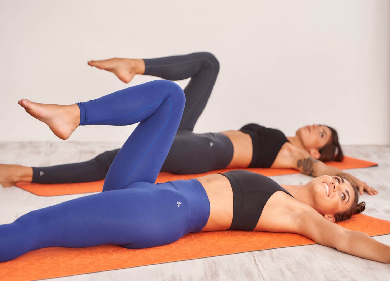 sustainable yoga clothes - bay active